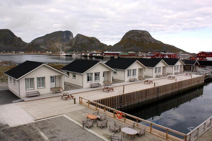 Resan till Værøy