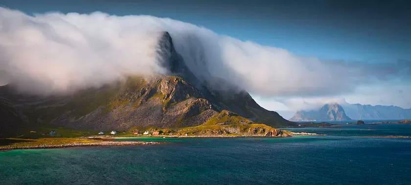 Resa till Værøy